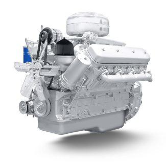Двигатель ЯМЗ 238ВМ