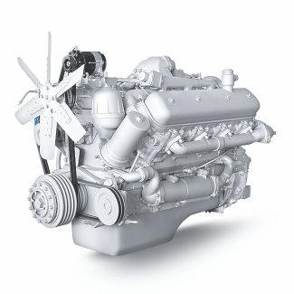 Двигатель ЯМЗ 238ДК-1