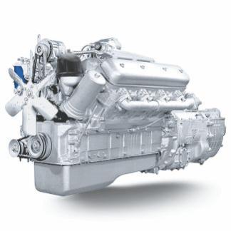 Двигатель ЯМЗ 238Д-2