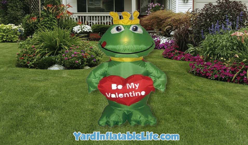 Best Valentines Day Yard Inflatables For 2016 Yard