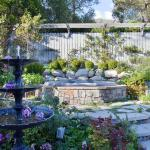 Tips For Outdoor Water Fountains Yardyum Garden Plot Rentals