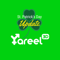 Update for St. Patrick's Day
