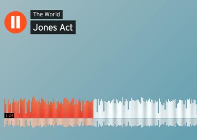 The Jones Act