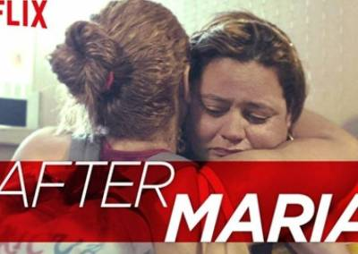"""After Maria"": Entre la Fuga y el Aguante"