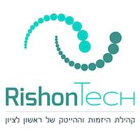 Rishon Tech logo