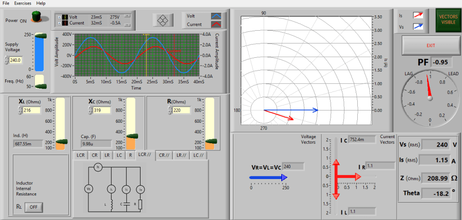 Impedance Simulator
