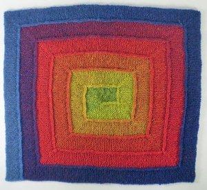 Second Sunday: Ten Stitch Blanket