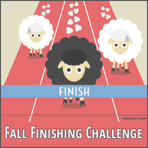 Fall Finishing Challenge