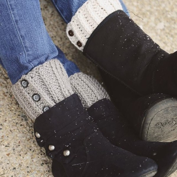 Maribel Boot Cuffs