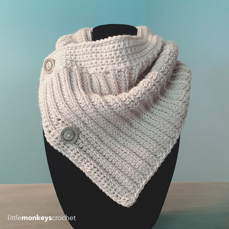 Apple Crisp Cowl