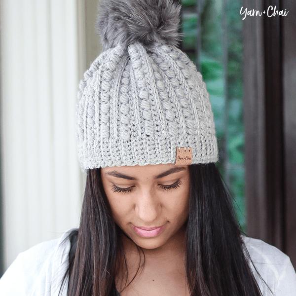 Cinched Ear Warmer | Free Ear Warmer Headband Crochet Pattern by ...