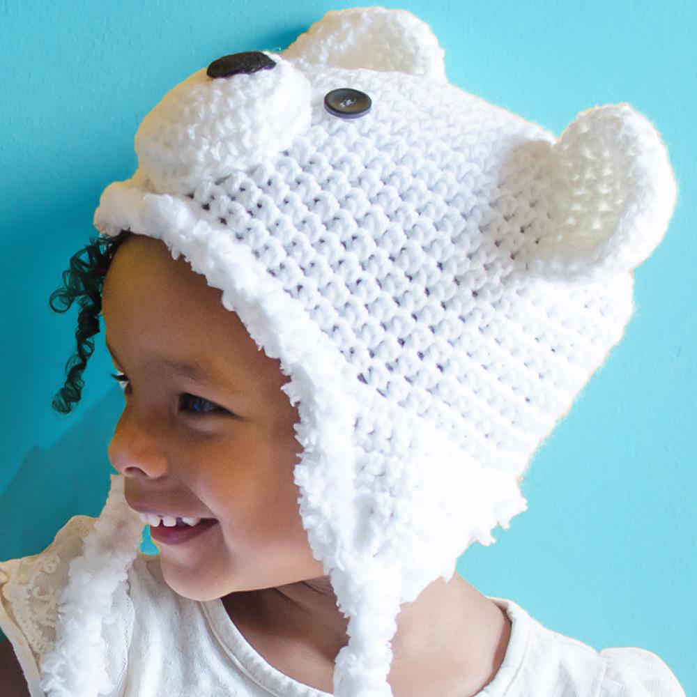 Polar Bear Hat Ad Free Pdf