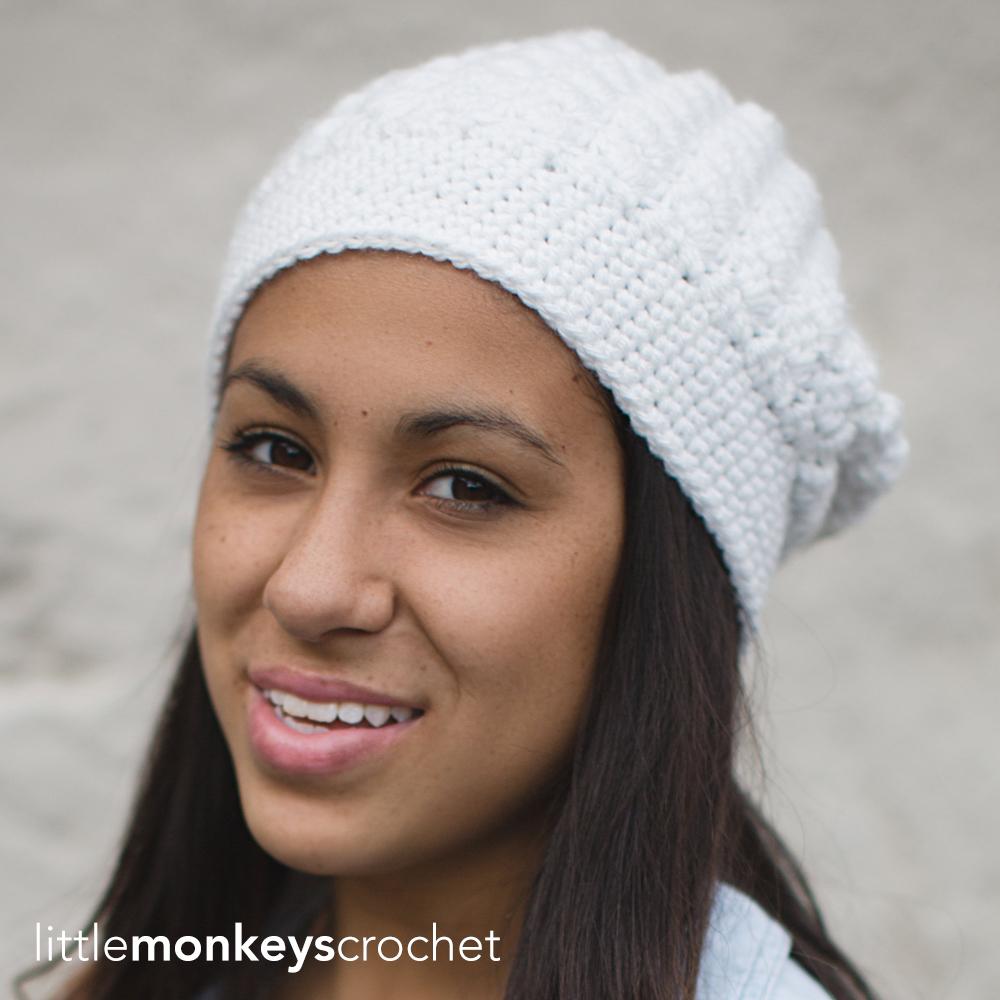 Snowdrift Slouch Hat