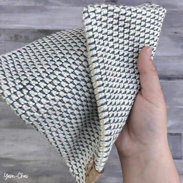 Mosaic Potholder