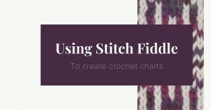Using Stitch Fiddle to create crochet charts featured image