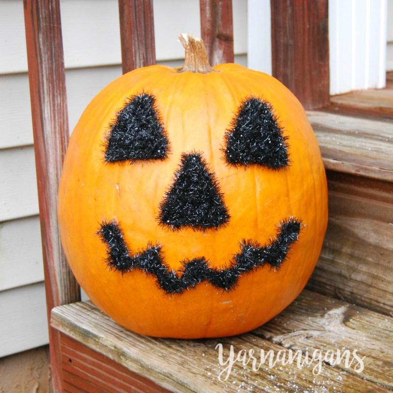 Halloween Face Motifs – Free Crochet Pattern