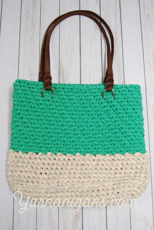 Autumn Blooms Purse Free Crochet Pattern Yarnanigans