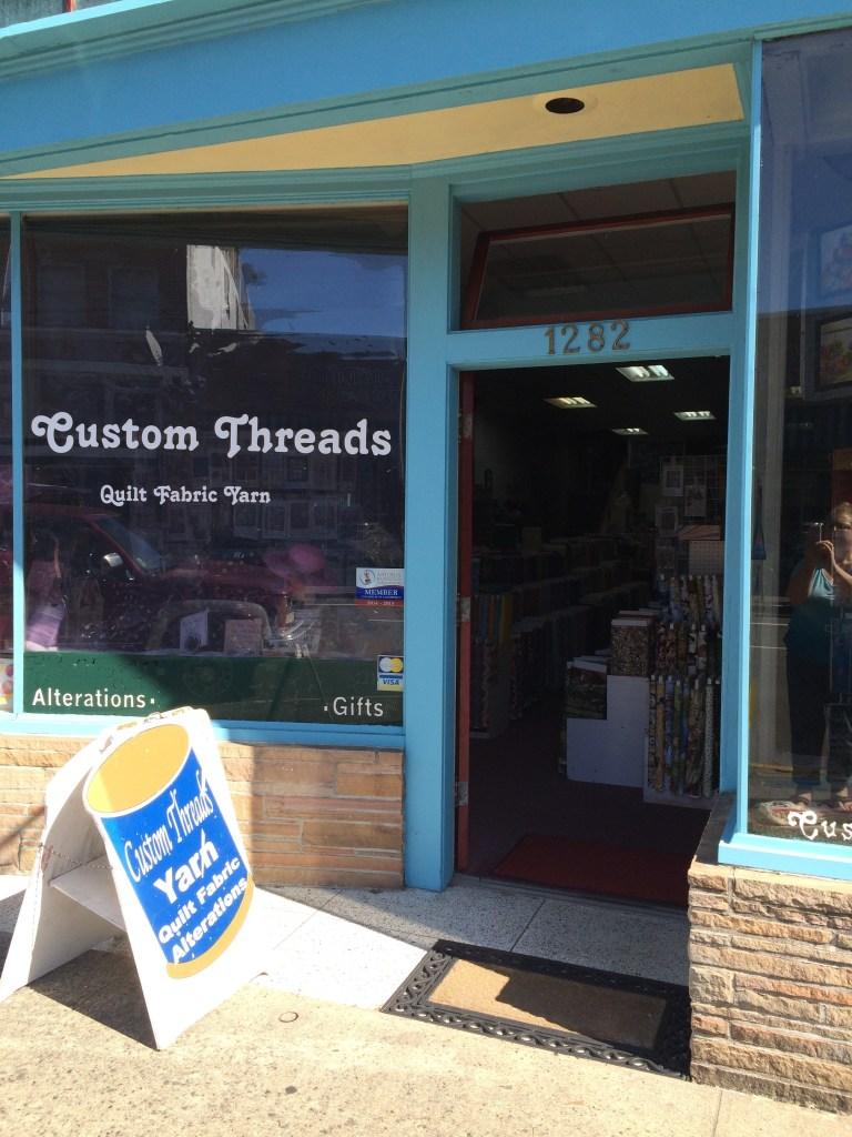 Custom Threads 1