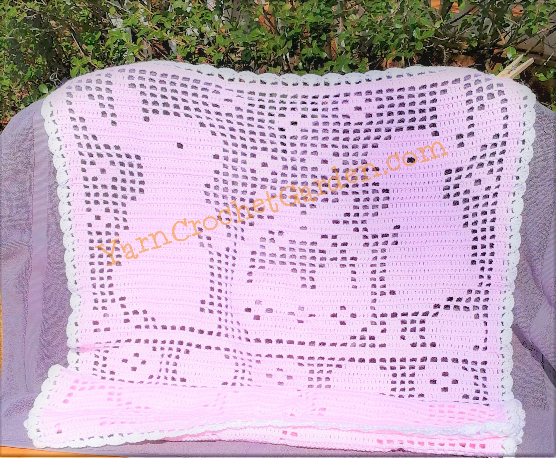 Classic Crochet Bunny Pattern for Easter - One Dog Woof | 1547x1877