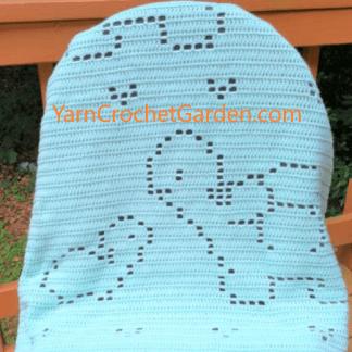 Crochet Alabama Elephant Hat | Crochet character hats, Crochet ... | 324x324
