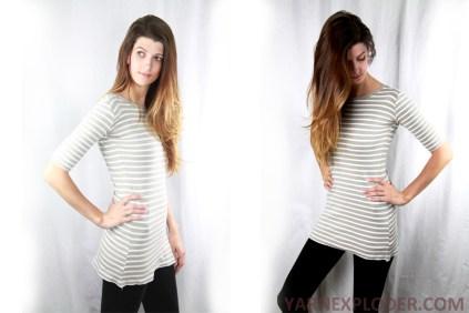 Hampton Stripe Dress