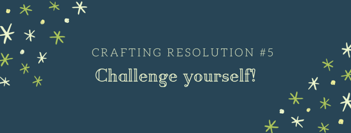 Crafting Resolution 5