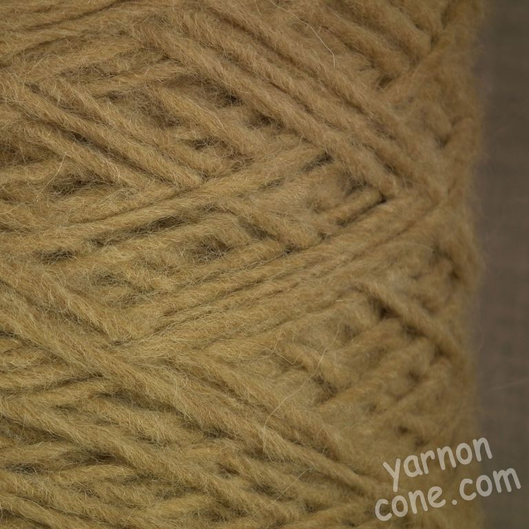 Camel alpaca wool blend yarn aran dk double knitting yarn on cone