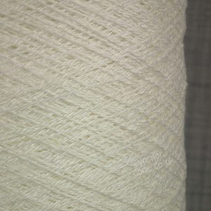 soft viscose linen blend yarn for machine knitting weaving weft warp crafts slub spun textiles passap brother machine yarn on cone uk
