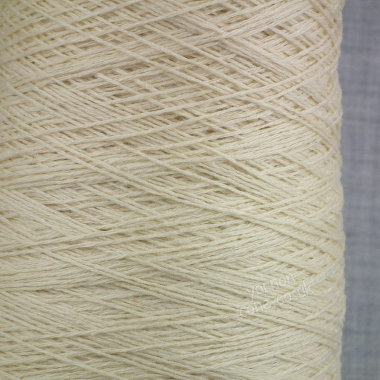 Todd & Duncan pure cashmere Coned yarn knitting yarn 3/28s NM Cream