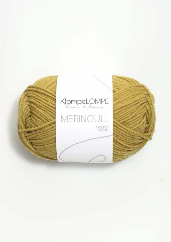 Klompelompe Merinoull - 2024 Korngul