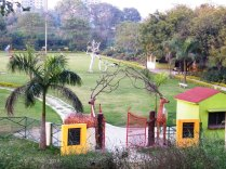 A metalic park