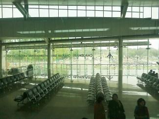 Amausi Airport