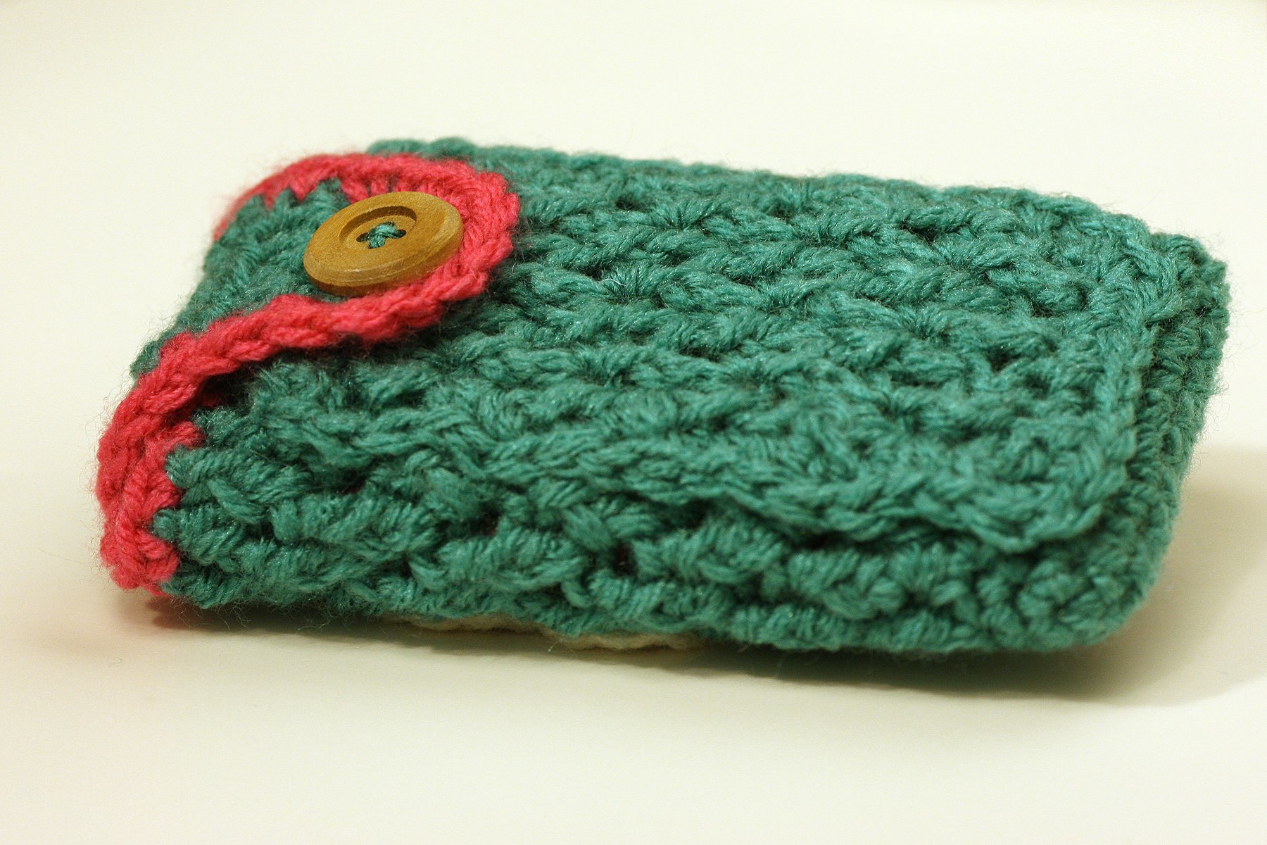 Crochet Tutorial Cell Phone Case With Secret Pocket Yarnutopia By