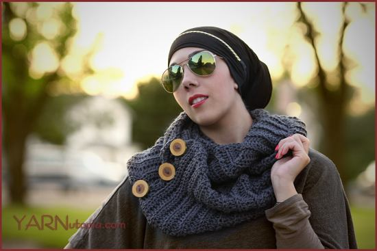 Passion for Fashion Scarf