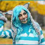 Crochet Tutorial Cheshire Cat Hoodie Yarnutopia By Nadia Fuad Yarnutopia By Nadia Fuad