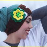 Crochet Tutorial: Football Headband
