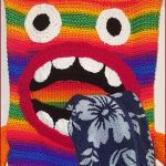 Crochet Tutorial: Munching Monster Laundry Bag