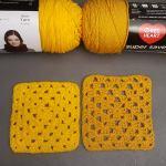 A Personal Debate: Mainstays Basic Yarn vs. Red Heart Super Saver Yarn