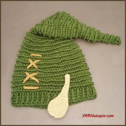 Crochet elf doll amigurumi pattern - Amigurumi Today | 412x412