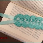 Crochet Tutorial: Bookmark with a Ribbon