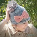 Crochet Tutorial: Soft Hygge Beanie Hat