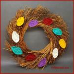 12 Days of Christmas: Holiday Festive Wreath