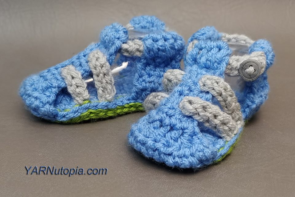 0e6ab6a95 baby booties Archives - YARNutopia by Nadia Fuad YARNutopia by Nadia ...