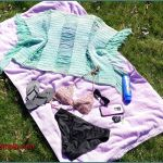 Crochet Tutorial: Sand-n-Sea Beach Tunic