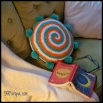 Candy Swirl Pillow Remix