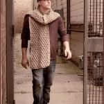 FREE Written Crochet Pattern: The Uptown Blanket Scarf