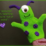 FREE Crochet Video Tutorial: Alien Puppet