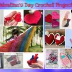 Valentine's Day Crochet Patterns