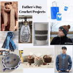 Free Pattern Round-Up: Father's Day Crochet Projects