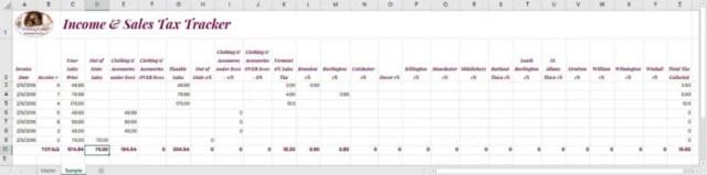 Excel Report